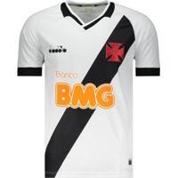 Camisa Diadora Vasco Ii 2019 Jogador C/ Patrocínio Masculina - Masculino