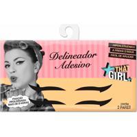 Delineador Adesivo That Girl 2 Pares