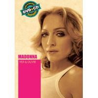 Madonna Ver E Ouvir - Dvd + Cd Pop