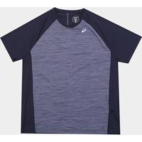 890dc9d7613a7 Netshoes  Camiseta Asics Color Ss Masculina - Masculino