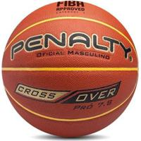 Bola De Basquete Penalty 7.8 Crossover - Unissex