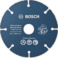 Disco De Corte Madeira Bosch, 110 Mm, 12 Dentes