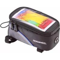 Bolsa Porta Celular Quadro Roswhell - Unissex