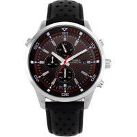 Relógio Vivara Masculino Couro Preto - Ds13283R1G-1