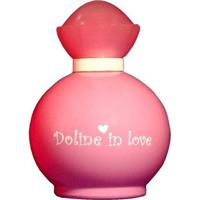 Perfume Doline In Love Edt Feminino 100Ml Via Paris - Feminino-Incolor