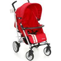 Carrinho De Bebê Guarda-Chuva Tatus Vermelho Dzieco