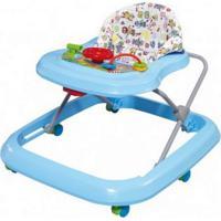 Andador De Bebê Toy Azul Tutti Baby