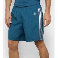 Short Adidas Run It 3S Masculino - Masculino