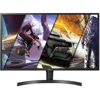 Monitor Lg Led 32´ Widescreen Uhd 4K, Hdr10, Hdmi/Display Port, Freesync, Som Integrado, Ajuste De Altura - 32Uk550-B