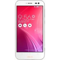 "Smartphone Asus Zenfone Zoom - Tela 5.5"" - 4G - 13Mp - 64Gb - Android 5 - Branco"