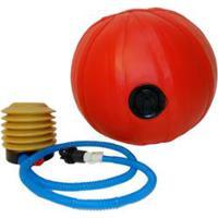 Kit Com3 Bolas Da Água Slosh Ball 30; 40 E 50Cm Diâmetro Wct Fitness - Unissex