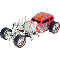 Carrinho Com Sons - Hot Wheels - Road Rippers - Extreme Action - Streer Creeper - Dtc