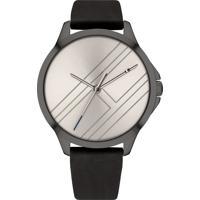 Relógio Tommy Hilfiger Feminino Borracha Preta - 1782061