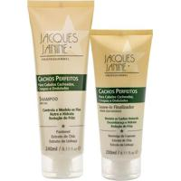 Kit Shampoo E Leave-In Cachos Perfeitos- Jacques Janinejacques Janine