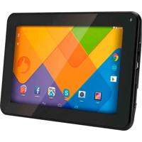 "Tablet Positivo T710 - Preto - Dual Core - 8Gb - Wi-Fi - Tela 7"" - Android 4.4"