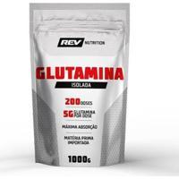 Glutamina 1Kg - Rev Nutrition - Unissex