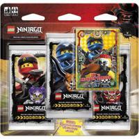Jogo De Cartas - Blister Triplo - Lego Ninjago - Masters Of Spinjitzu - Jay Vs Chopper Mardon - Copag