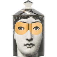 Fornasetti Fragrance Candle - Preto