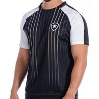 Camisa Botafogo Braziline Temp. Raglan Masculina - Masculino