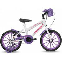 Bicicleta Mormaii Aro 16 Infantil - Feminino