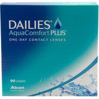 Dailies Aquacomfort Plus - 90 Unidades - Lentes De Contato