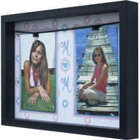 Quadro Para Fotos Mom Varal Ii Colorido 22X32Cm