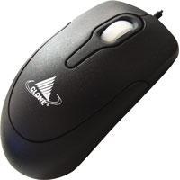 Mouse Óptico Clone Ps/2 Preto 06219 800 Cpi
