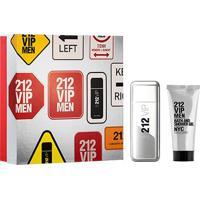 Kit Perfume Carolina Herrera 212 Vip Men Masculino 100 Ml - Masculino