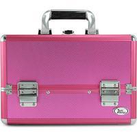 Maleta Profissional De Maquiagem Jacki Design - Feminino-Pink