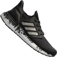 Tênis Adidas Ultraboost 20 - Masculino - Preto/Cinza