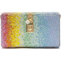 Dolce & Gabbana Clutch Rainbow Collection - Verde