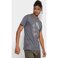 d3549d1fc8 Netshoes; Camiseta Ecko Iseta Estampada Masculina - Masculino