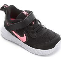 Tênis Infantil Nike Revolution 5 Tdv - Masculino-Chumbo