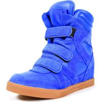 Tênis Sneaker Qix Higher Azul Royal