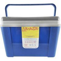 Caixa Térmica 12 Litros Lavita Com Alça - Unissex