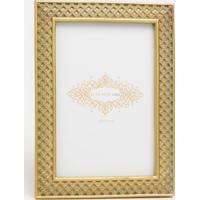 Porta Retrato Le Lis Blanc Casa Palace P Dourado - P. Retrato Palace P-Dourado-Un