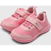 Tênis Pampili Infantil Comfy Rosa