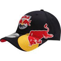 Netshoes  Boné New Era Red Bull Aba Curva 3930 Masculino - Masculino 578555bb8a3