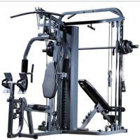Estação De Musculação Semi-Profissional 2 Em 1 O'Neal - Unissex