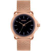 Relógio Vivara Feminino Aço Rosé - Ds14163R0B-1