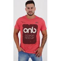 Camiseta Onbongo Especial Vermelha