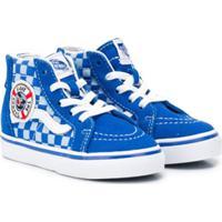 Vans Kids X Shark Week Sneakers - Azul