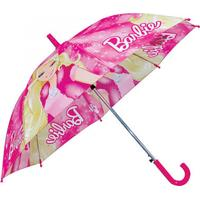 Guarda Chuva Barbie Decorando Com Classe Rosa