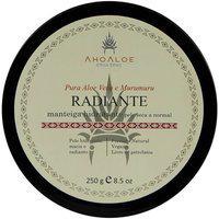 Manteiga Natural Hidratante Ahoaloe Radiante 250G