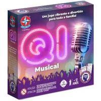 Jogo De Tabuleiro Qi Musical - Estrela