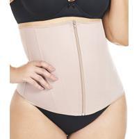 Cinta Modeladora Com Barbatanas Mondress (1040Re) Plus Size