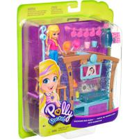 Polly Pocket Churrasco Divertido - Mattel - Kanui
