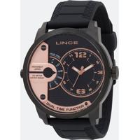 Relógio Masculino Lince Mrph050S Analógico 5Atm
