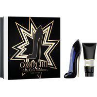 Kit Perfume Carolina Herrera Good Girl Eau De Parfum Feminino 80Ml + Hidratante Corporal 100Ml Único