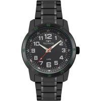 Relógio Technos Racer Masculino - Masculino-Preto